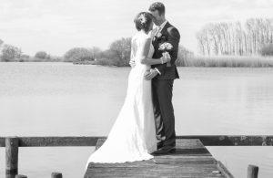Bruidsreportage terhorne zwart wit fotografie