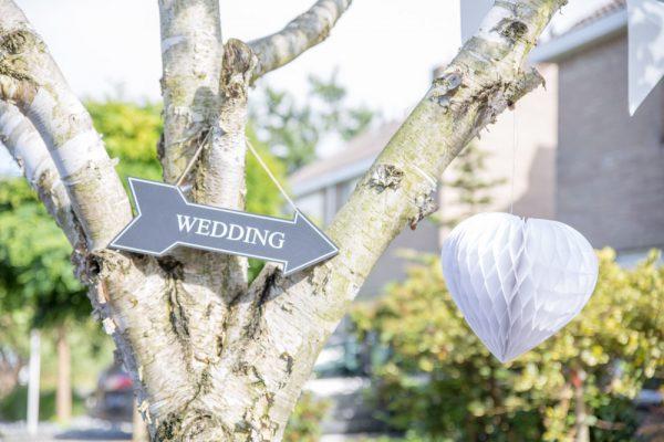 Bruidsreportage door fotografenduo Fotofamkes Friesland